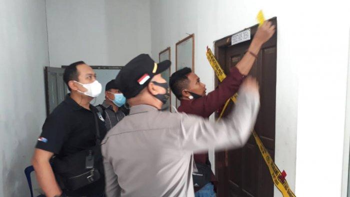 Dugaan Korupsi Kalsel, Tim Kejari Kotabaru Geledah Kantor Desa Tegalrejo