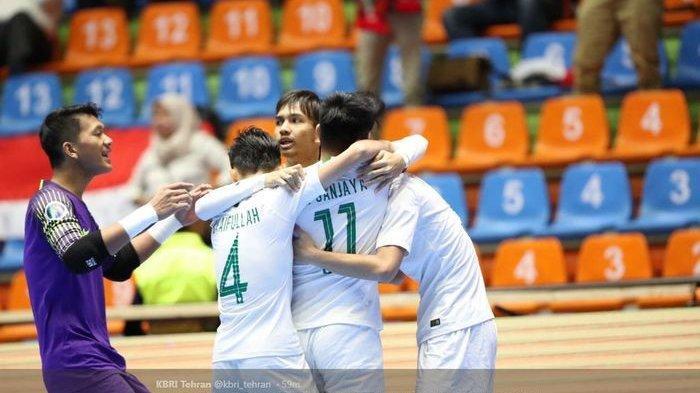 Final Piala Asia Futsal U-20, Jepang Vs Afghanistan dan Tempat Ketiga Indonesia Kontra Iran