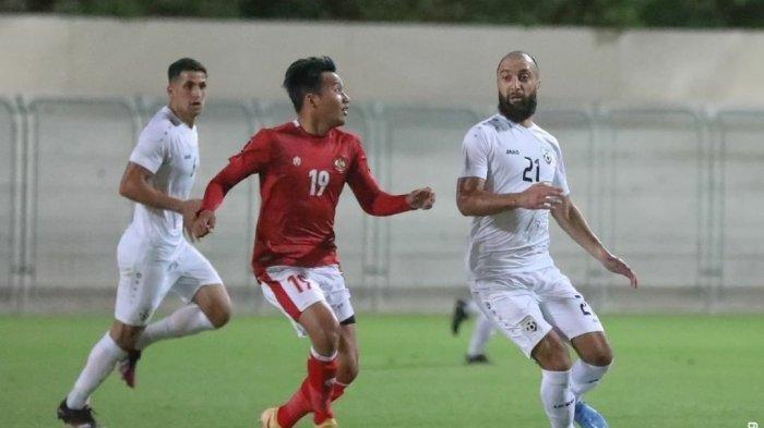 Besok Malam Live SCTV, Susunan Pemain Timnas Indonesia vs Thailand di Kualifikasi Piala Dunia 2022