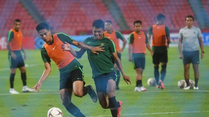 Prediksi Pemain yang Diturunkan Timnas Indonesia Vs Thailand pada Laga Ketiga di Piala AFF 2018