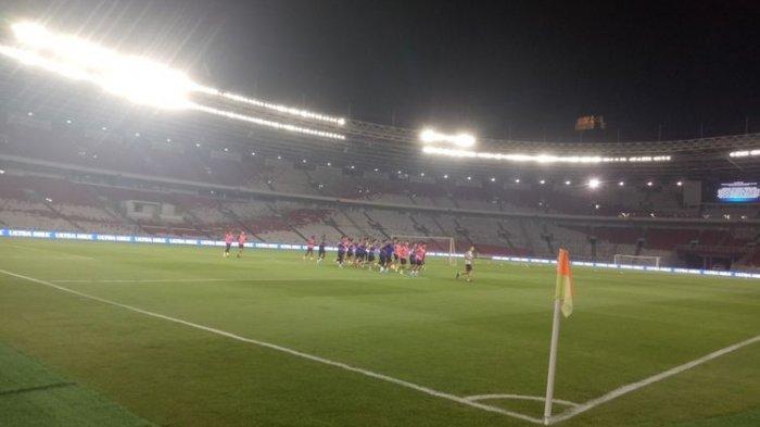 Kualifikasi Piala Dunia 2022 Zona Asia, Malaysia Siap Hadapi Tim Tuan Rumah Indonesia Malam Ini