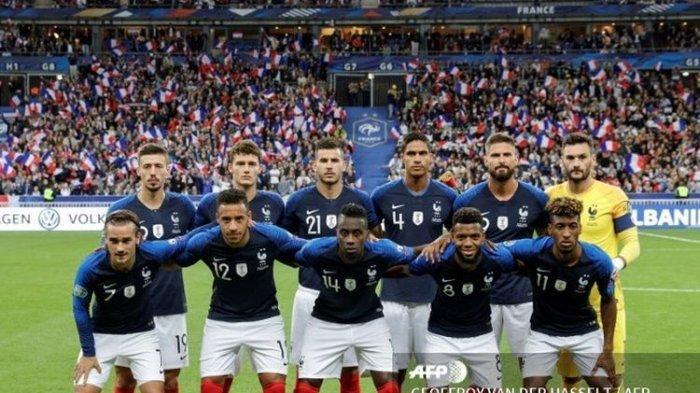 7 Laga Dijadwalkan Main Kualifikasi Euro 2020, Termasuk Tim Unggulan Perancis, Inggris dan Portugal