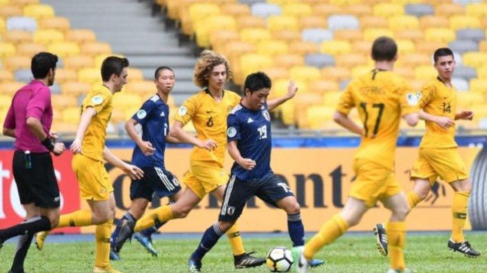 Timnas U-16 Jepang Lolos ke Final Piala Asia U-16 2018, Kandaskan Timnas U-16 Australia 3-1