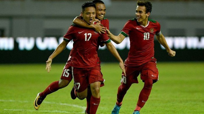 Link Live Streaming Timnas U-19 Indonesia vs Yordania Jelang Piala AFC U-19 2018, Aksi Egy Maulana