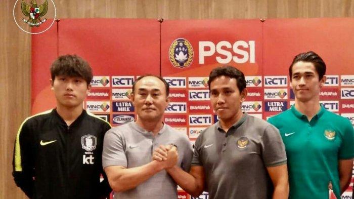 Live Streaming RCTI Timnas U-23 Indonesia vs Korea Selatan Ujicoba Jelang Asian Games 2018