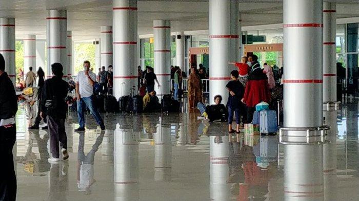Penumpang Kapal Laut dan Pesawat Udara di Kalimantan TengahMakin Ramai