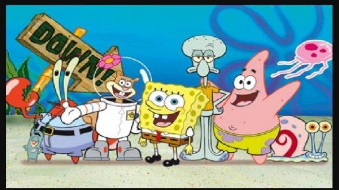 Foto Viral Bintang Laut Seperti Patrick Star Teman SpongeBob, Adakah Juga Mirip Squidward Tentacles?