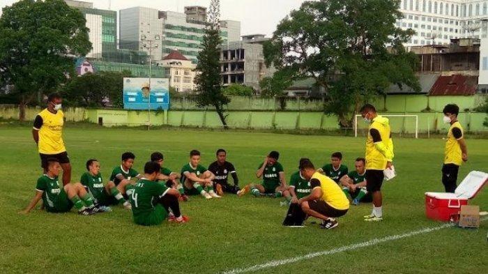 Jelang Kick Off Liga 2, PSMS Medan Lakoni 3 Laga Uji Coba Lagi, Manajer Tim Belum Puas