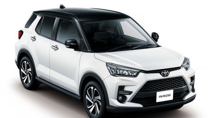 Toyota Raize Seger Meluncur Tahun Ini, Lebih Murah dari Rush