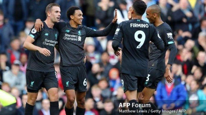 Jelang Newcastle Vs Liverpool, The Reds Kokoh di Puncak Klasemen Liga Inggris Diikuti Man. City