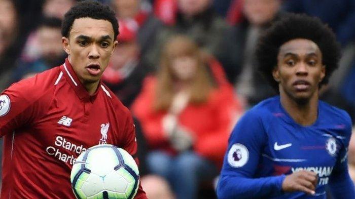 Transfer Liga Inggris - Willian Isyaratkan Membelot dari Chelsea ke Arsenal