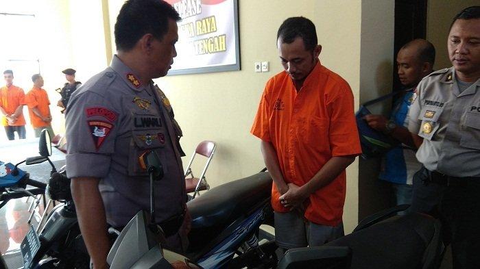 Ditangkap karena Penggelapan 6 Sepeda Motor, Begini Alasan Agus kepada Polisi