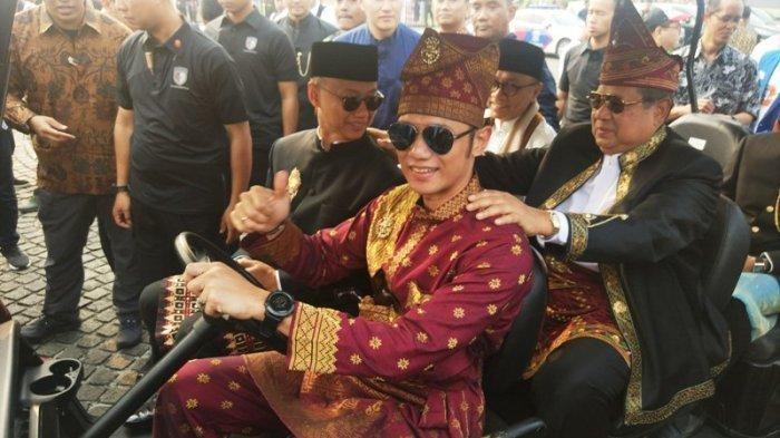 SBY Walk Out Saat Kampanye Damai, Ketum Golkar Bilang Begini