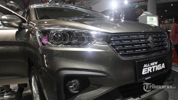 Kebijakan DP 0 Persen untuk Pembelian Kendaraan, Begini Respons Suzuki