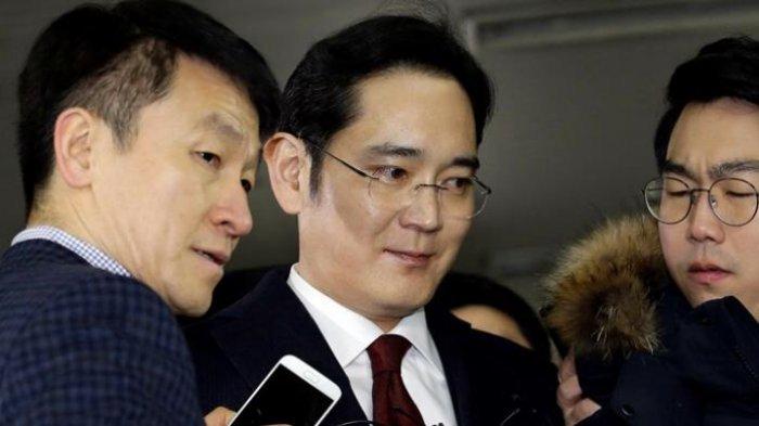Terkait Skandal Suap, Akhirnya Pewaris Samsung Ditangkap