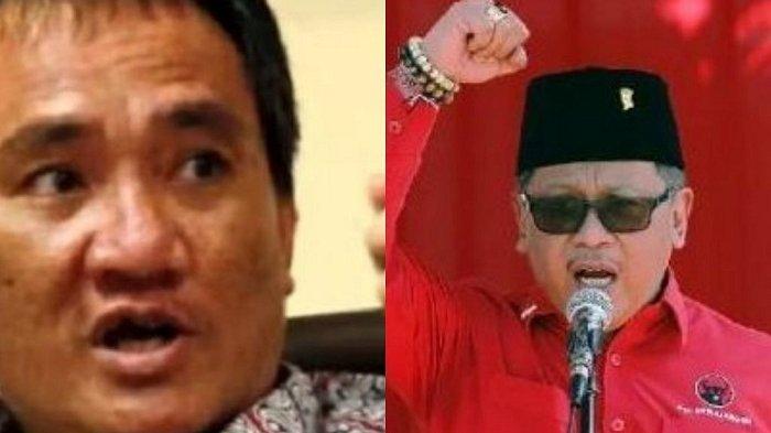 Dinilai Sering Serang SBY-Demokrat, Andi Arief Bongkar Dendam Politik Hasto Kristiyanto