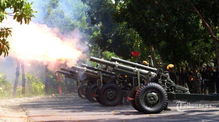 Gladi Bersih Latihan PPRC di Natuna, 2 Prajurit TNI Meninggal Terkena Ledakan Bom