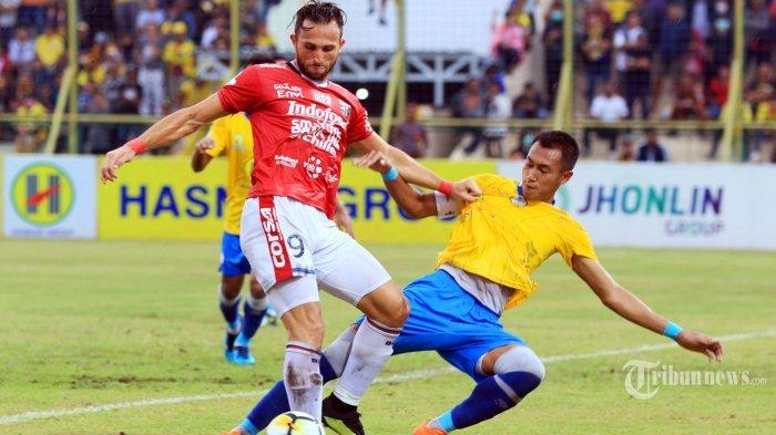 Hadapi Laga Tandang Bhayangkara FC, Barito Putera Boyong 20 Pemain