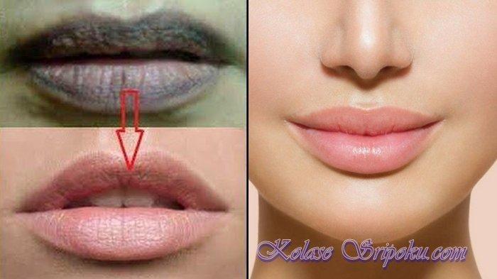 7 Cara Alami Membuat Bibir Tampak Gelap agar Lebih Cerah Merona