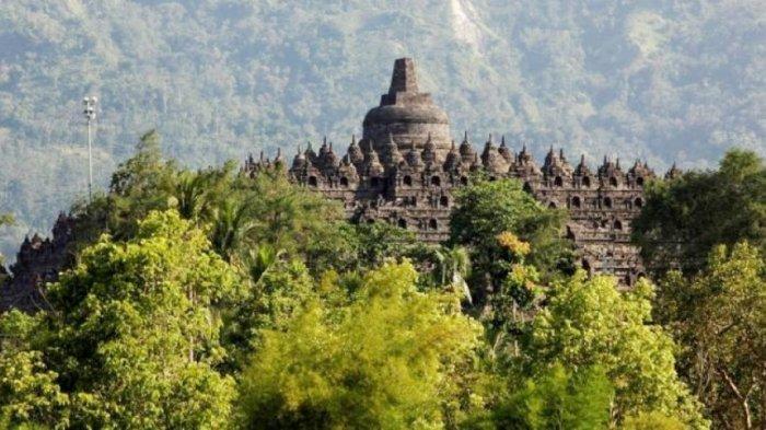 Candi Borobudur Usianya Lebih Dari Seribu Tahun, Megah Penuh Misteri