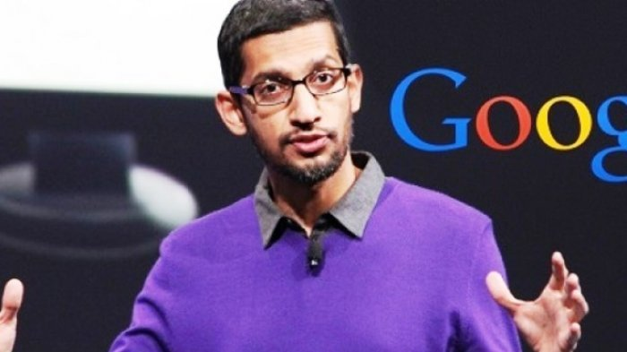 CEO Google Umumkan Donasi 1 Juta Dollar untuk Korban Gempa dan Tsunami di Palu dan Donggala