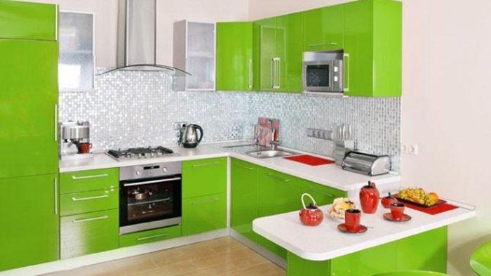 Dapur Bebas Minyak dan Asap, Begini Cara Mengaturnya