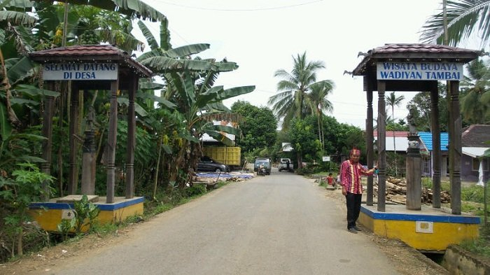 Kapul, Desa Wisata Budaya Komunitas Dayak Meratus Halong di Balangan
