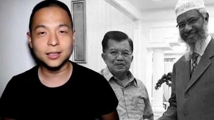 Wapres JK Maafkan Komika Ernest Prakasa Terkait Kicauannya Soal Zakir Naik