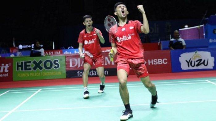 China Open 2018, Ini Susunan Pemain Indonesia yang akan Bertanding