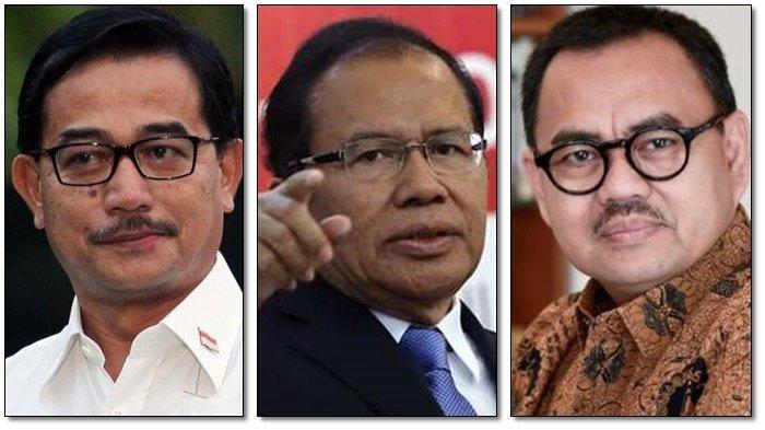Tinggalkan Jokowi, Sejumlah Tokoh Merapat ke Kubu Prabowo, Siapa Mereka?