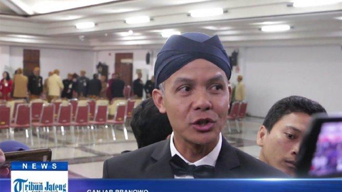 Gubernur Jateng Ganjar Pranowo Cari 10 Kiai, Jadi Relawan untuk Disuntik Vaksin Covid-19