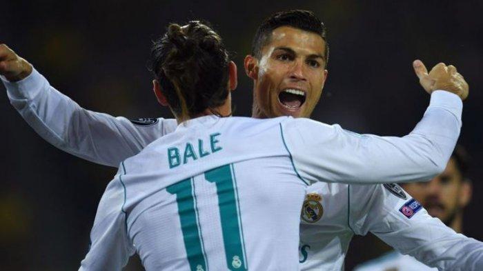 Cristiano Ronaldo Akhirnya Buka Suara Soal Rumor Tinggalkan Real Madrid