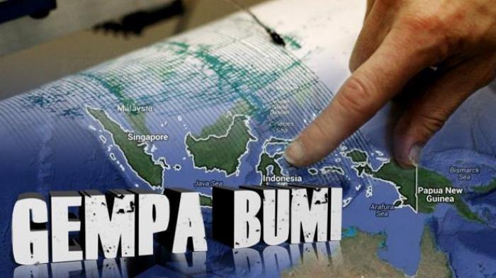 Hingga Sabtu (13/4/2019) Pagi, Terjadi 23 Gempa Susulan di Banggai Kepulauan