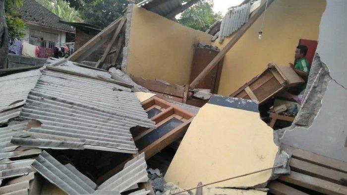 Gempa Susulan Bikin Warga Banjar di Mataram Masih Trauma