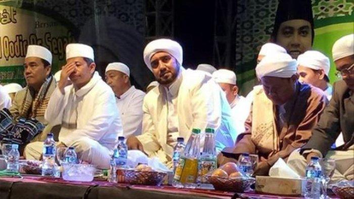 Kalteng Berselawat Bersama Habib Syech, Arifin Ilham dan Cak Imin