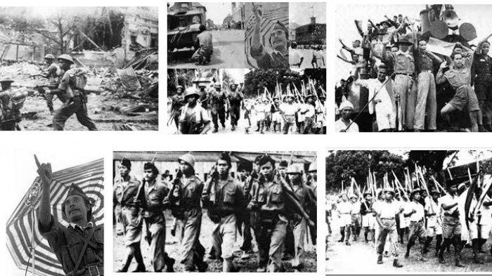 Hari Pahlawan, 72 Tahun Lalu 16.000 Pejuang Tewas Demi Ini