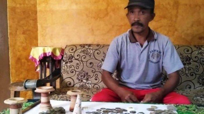Harta Karun Peninggalan Mojopahit Ditemukan di Tol Pandaan-Malang
