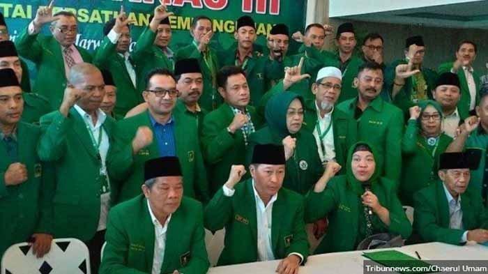Forum Mukernas III Muktamar Jakarta PPP Dukung Prabowo-Sandiaga di Pilpres 2019