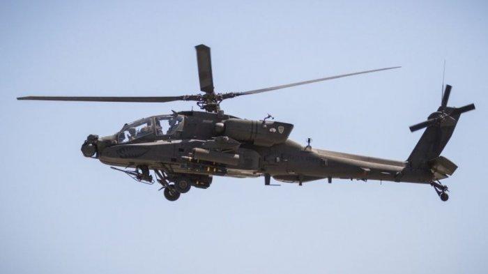 Ketegangan dengan China Meningkat, Taiwan Siagakan 29 Heli Serang Apache