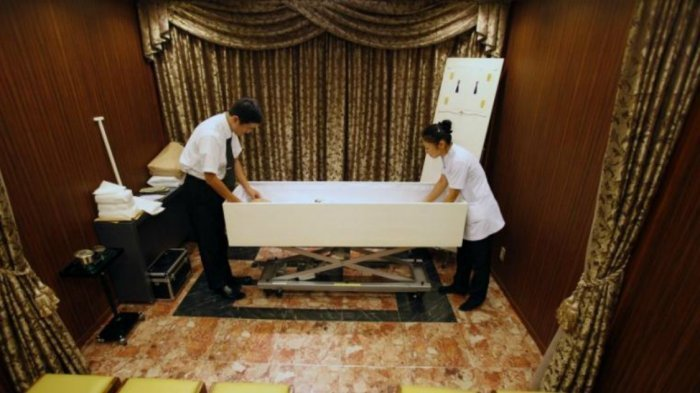 Hotel di Jepang Ini Tawarkan Fasilitas Tidur Bareng Mayat, Harganya Fantastis, Berminat?