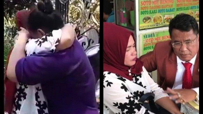Wanita dari Banjarmasin Ini Mengadu Soal Putrinya, Hotman Paris Tak Kuasa Menahan Tangis