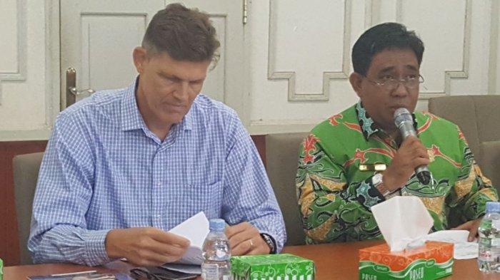 IAIN Palangkaraya Masuk 15 Besar Visiting RELO Kedubes AS