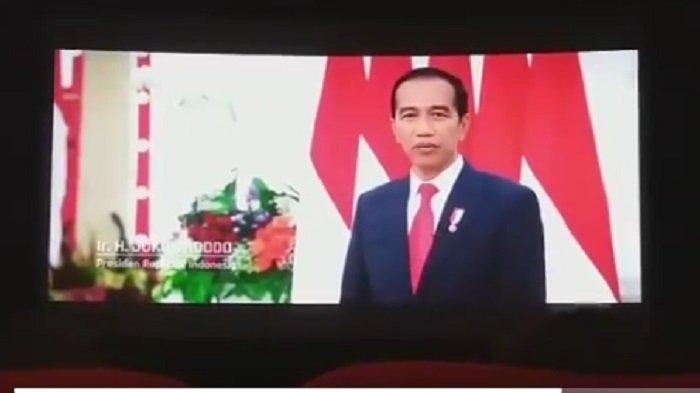Ribut Soal Iklan Pemerintahan Jokowi di Bioskop, Istana Bilang Begini
