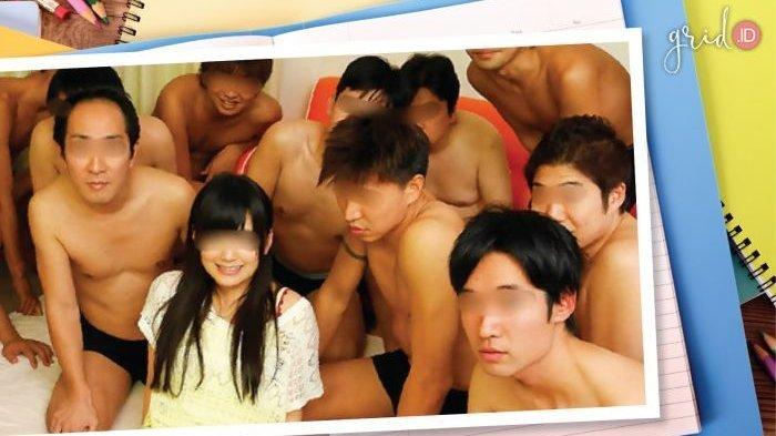 Aktris Jepang Ini Tewas Tersedak Sperma saat Syuting Film Dewasa