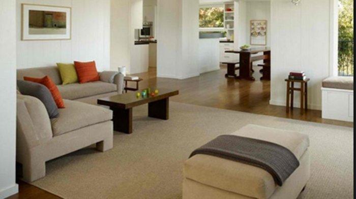 Ruang Keluarga Terasa Nyaman dan Mewah, Begini Trik Dekorasinya