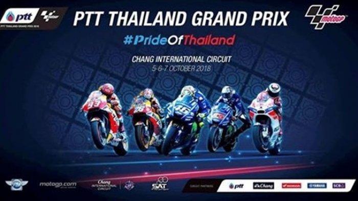 MotoGP Thailand 2018 Akhir Pekan Ini, Belum Mengenal Trerk