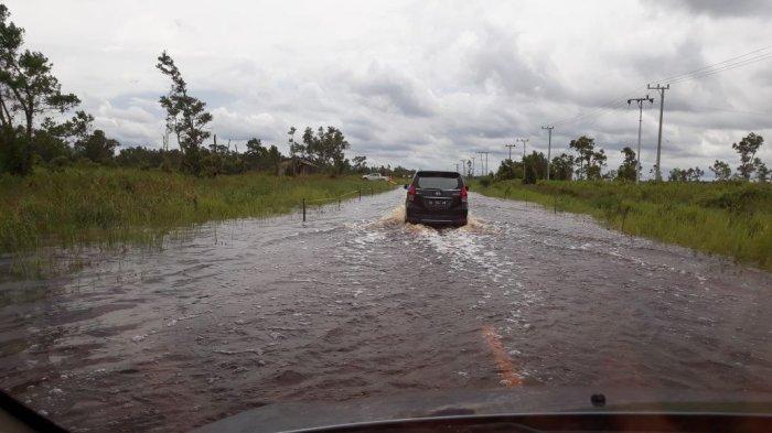 Jalan Bukit Rawi Selalu Terendam Saat Banjir, Ini Hasil Kajiannya