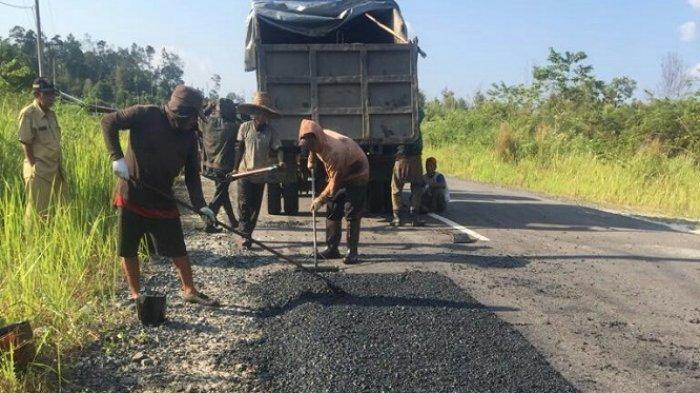 Pembangunan Jalan Bukitrawi Diusulkan Pakai Konstruksi Bebas Banjir