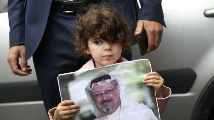 7 Menit Pembunuhan Jamal Khashoggi, Dokter Mutilasi Jenazah Sambil Dengarkan Musik