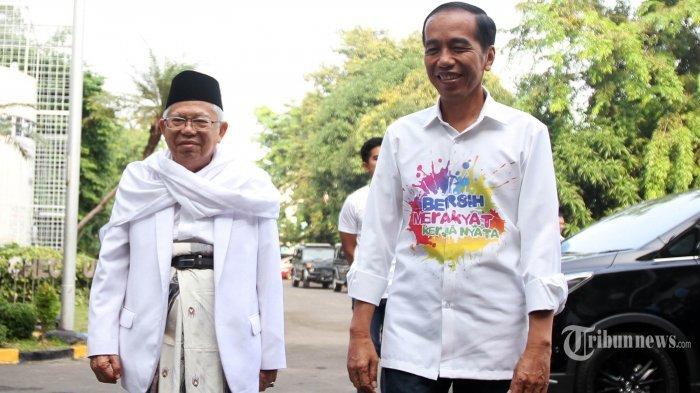 Begini Tanggapan Jokowi Soal Hasil Ijtima Ulama II yang Dukung Prabowo-Sandiaga di Pilpres 2019